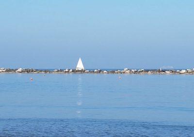 rifugio natura mare barca