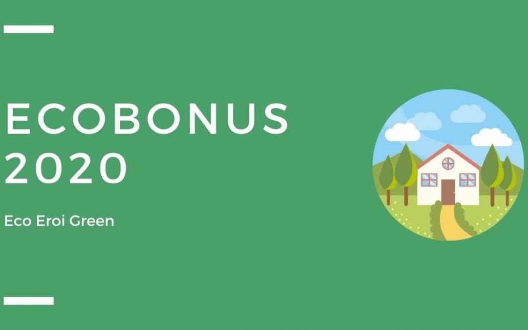 Ecobonus 110 per cento, le ultime notizie